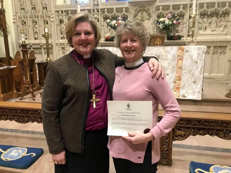 joan & bishop license